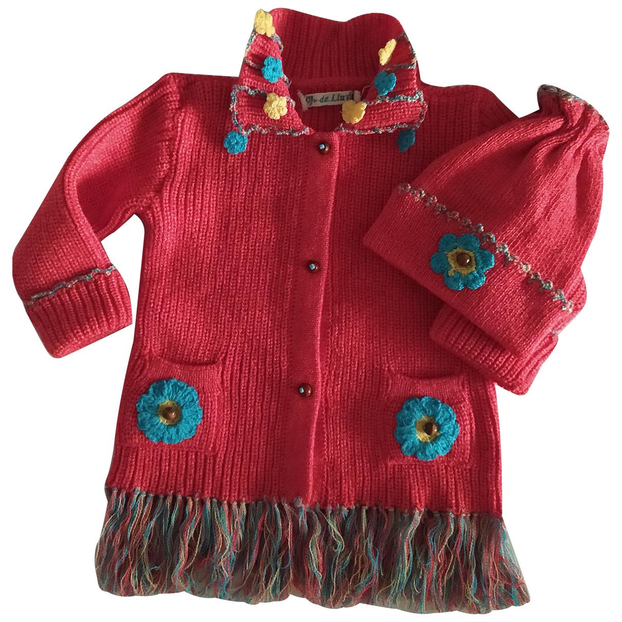 - Les ensembles Crochet pour enfant en autre - rouge