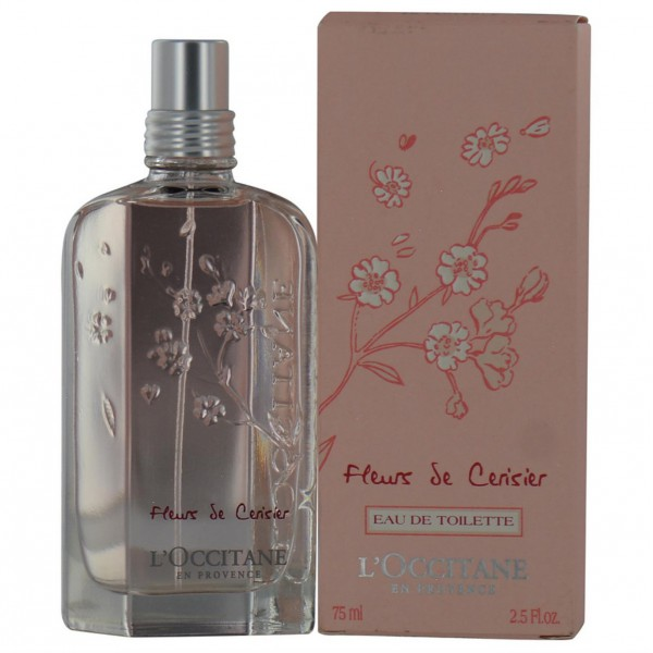Fleurs de Cerisier - LOccitane Eau de Toilette Spray 75 ML