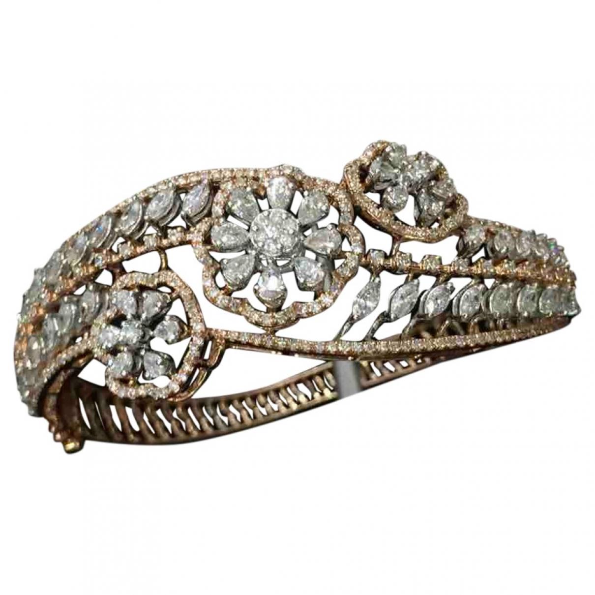 - Bracelet   pour femme en or rose - dore