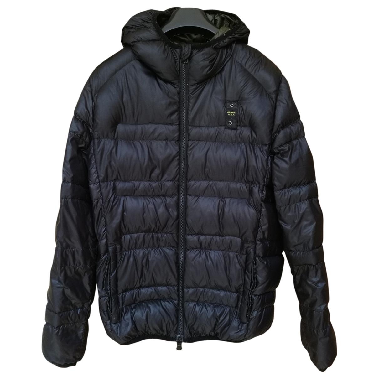 Blauer - Blousons.Manteaux   pour enfant - noir