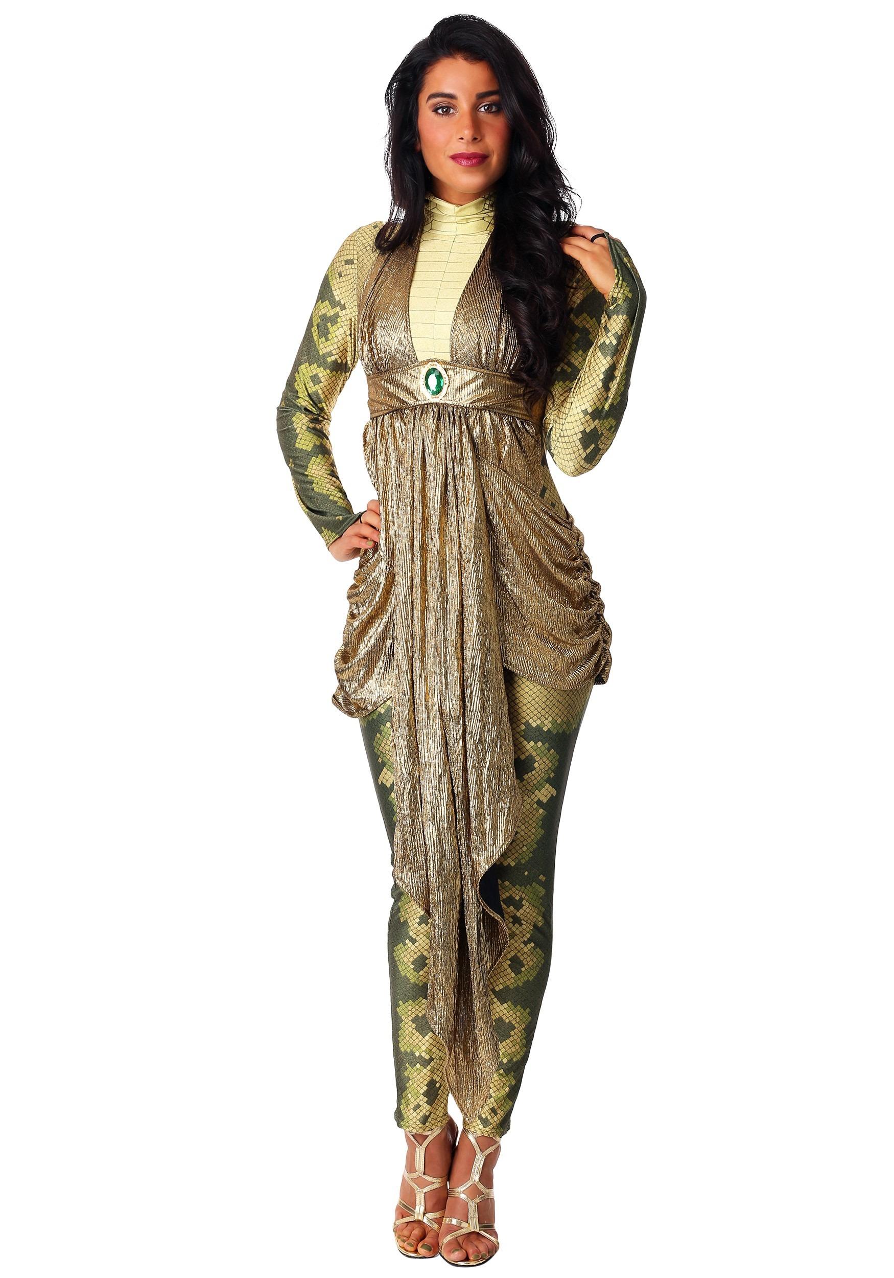 Deluxe Medusa Women's Costume