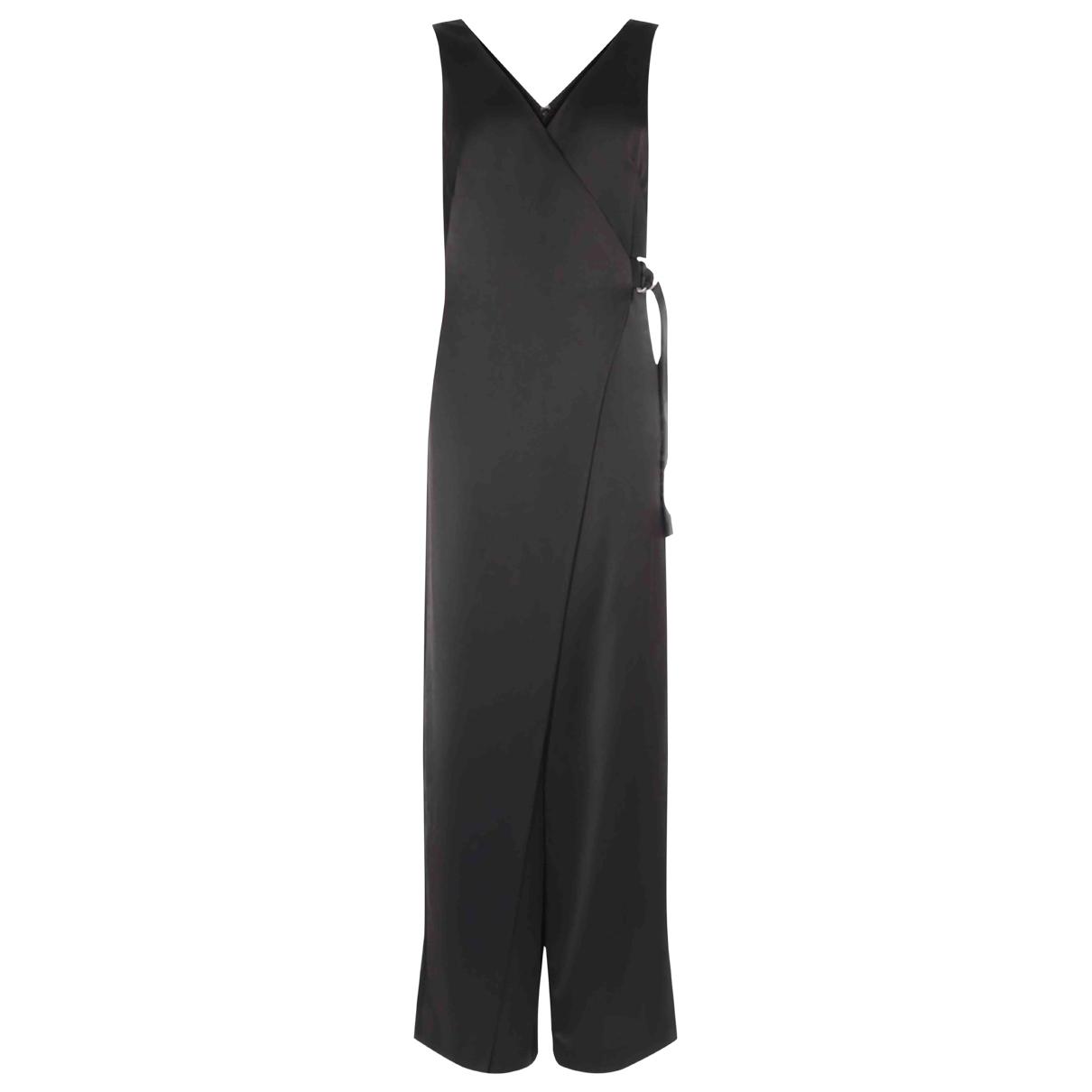 Karen Millen \N Jumpsuit in  Schwarz Polyester