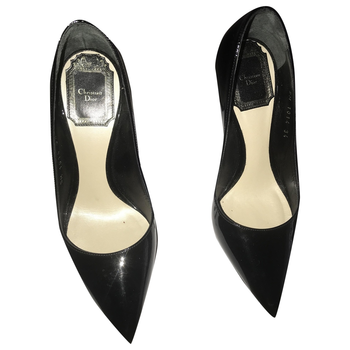 Tacones Dior D-Stiletto de Charol Dior