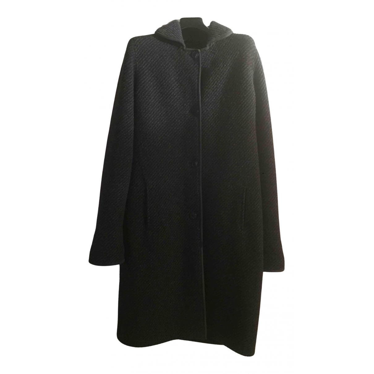 Loro Piana - Manteau   pour femme en cachemire - anthracite
