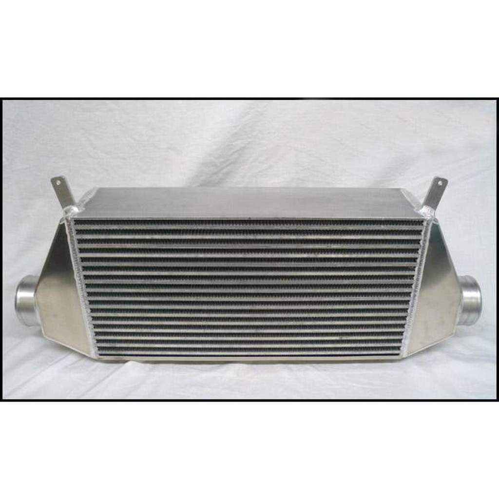 ETS 93-98 Toyota MK4 Supra 6.0 Intercooler Upgrade Anodized Purple Stencil