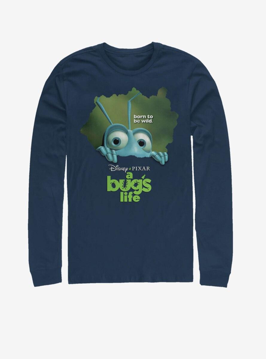 Disney A Bug's Life Looking Through Long-Sleeve T-Shirt