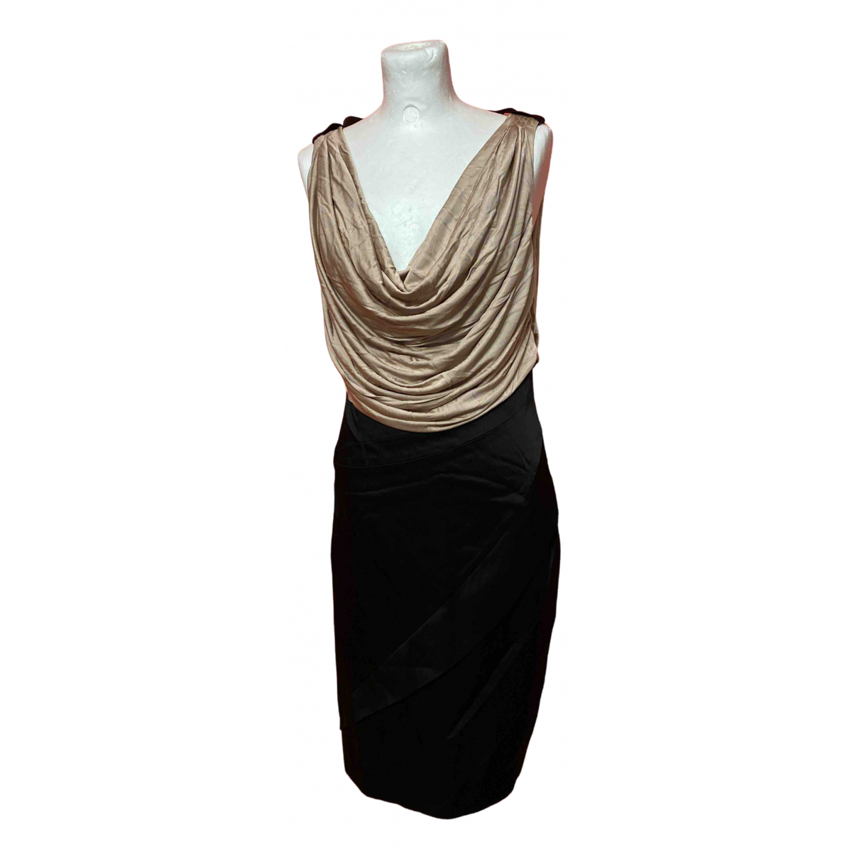 Karen Millen \N Kleid in  Bunt Viskose