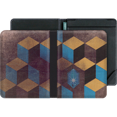 tolino vision 2 eBook Reader Huelle - Cubes Gems von Brent Williams