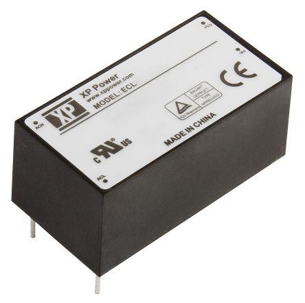 XP Power , 5W AC-DC Converter, 12V dc, Encapsulated
