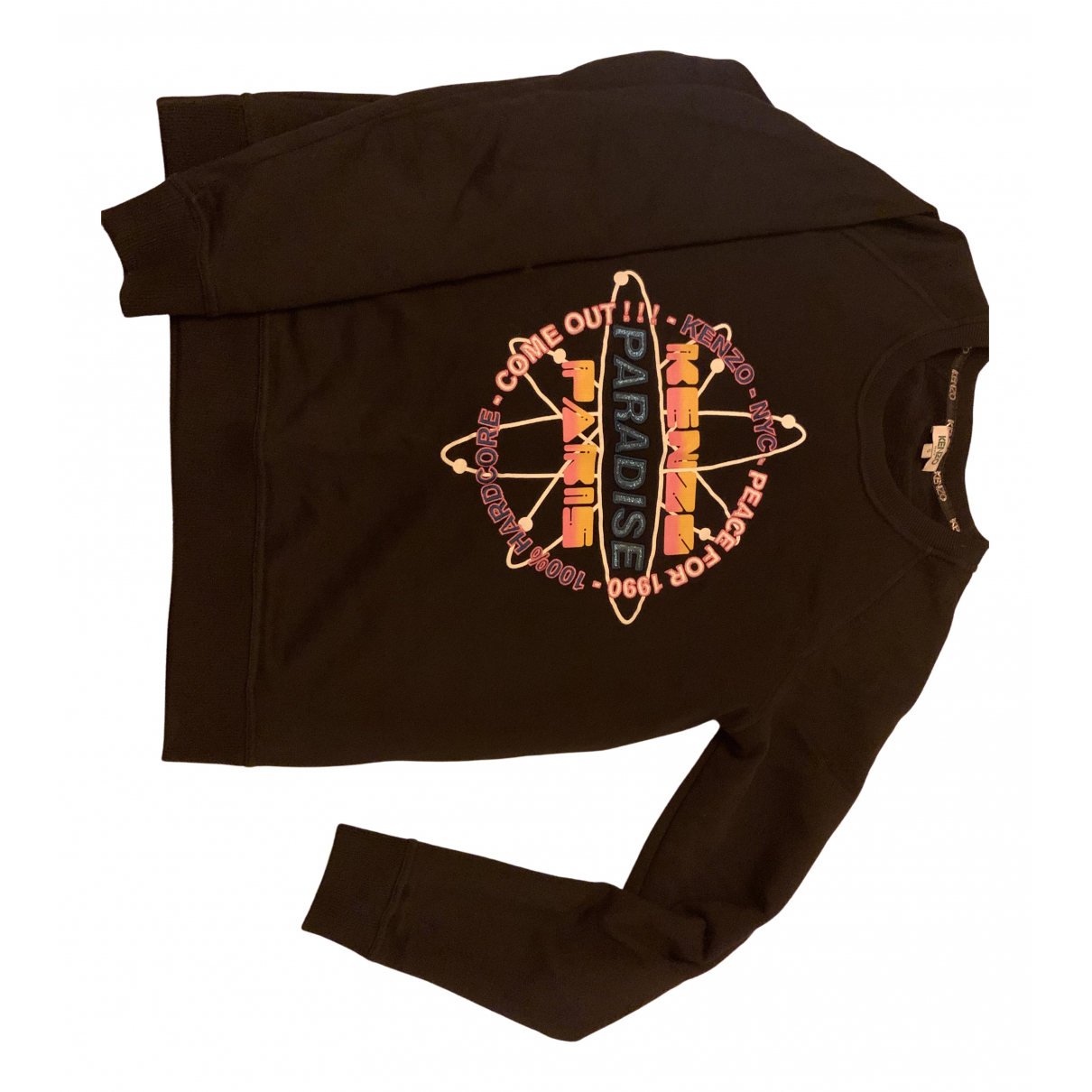 Kenzo N Black Cotton  top for Women S International