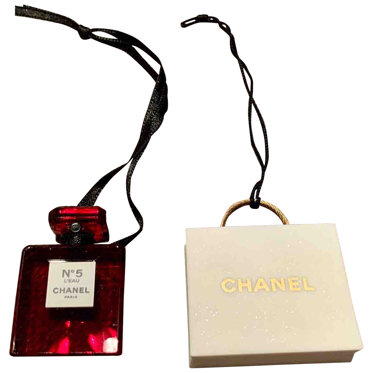 Chanel N Bag charms for Women N