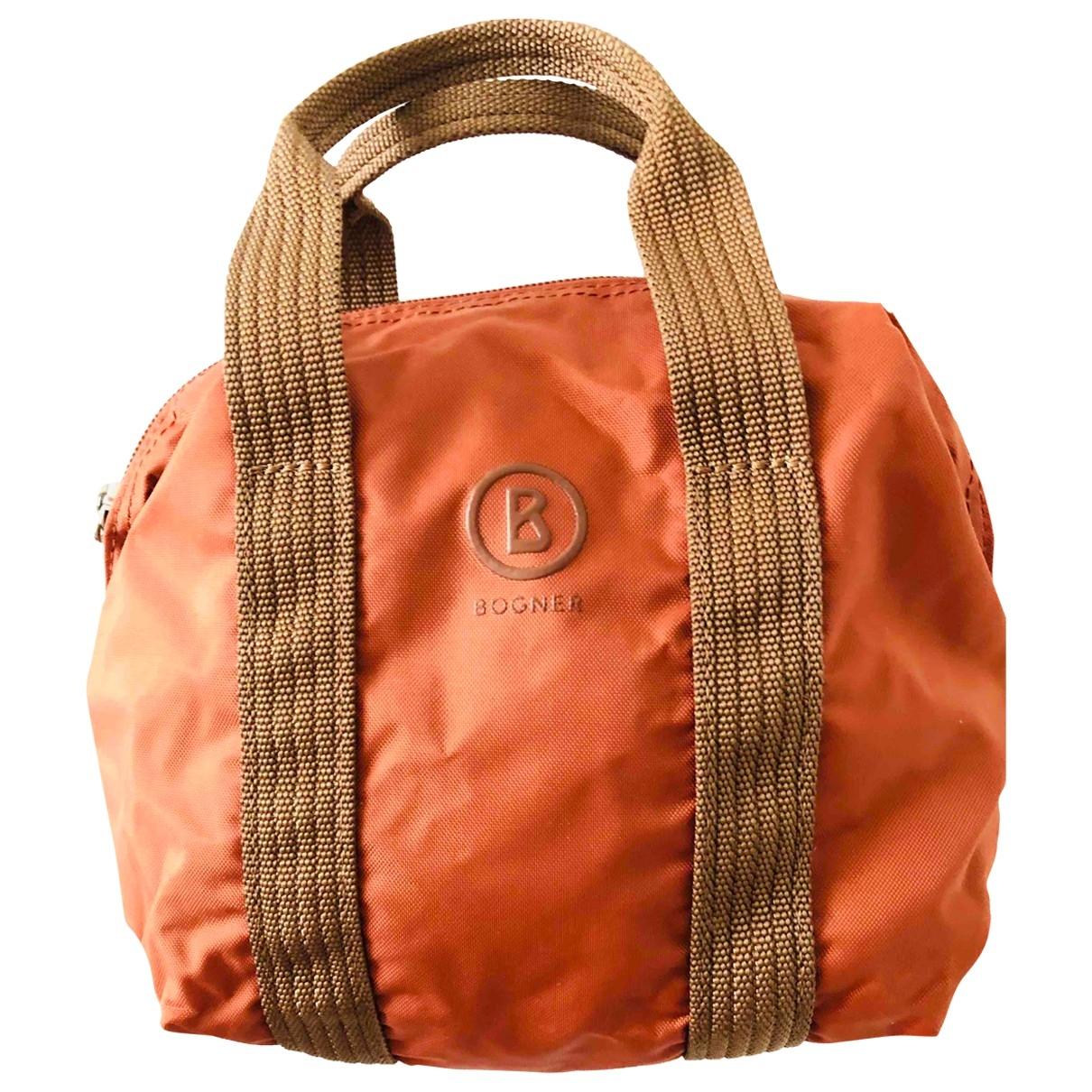 Bogner \N Orange handbag for Women \N