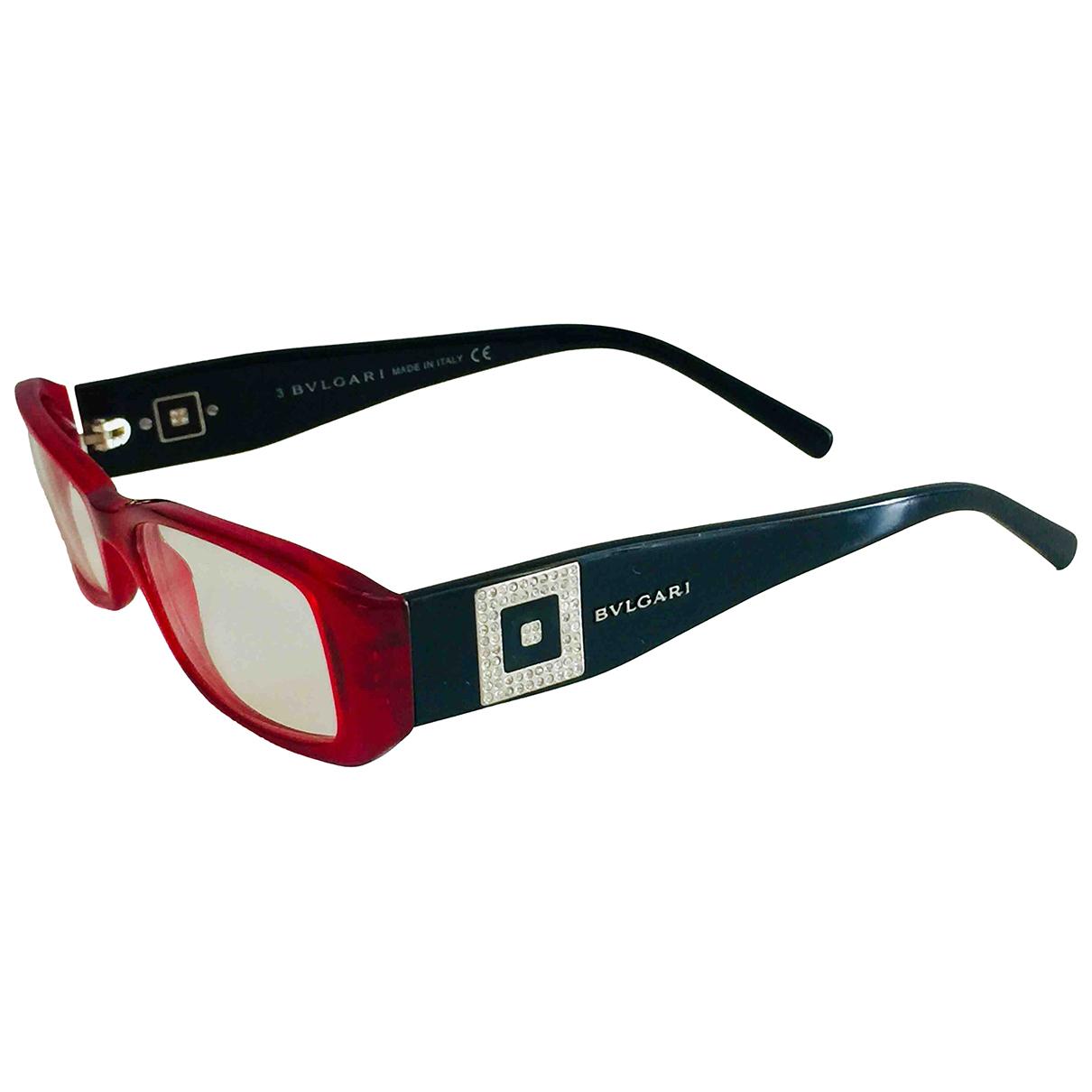 Bvlgari \N Red Sunglasses for Women \N
