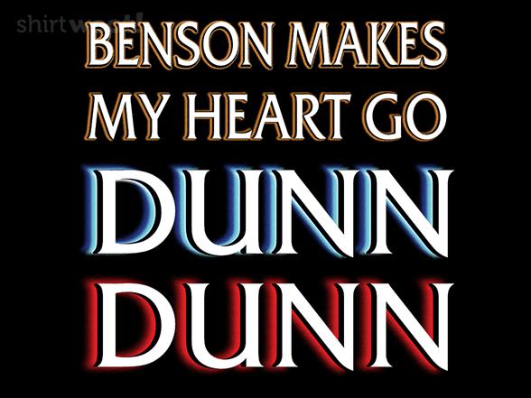 Detective Benson T Shirt
