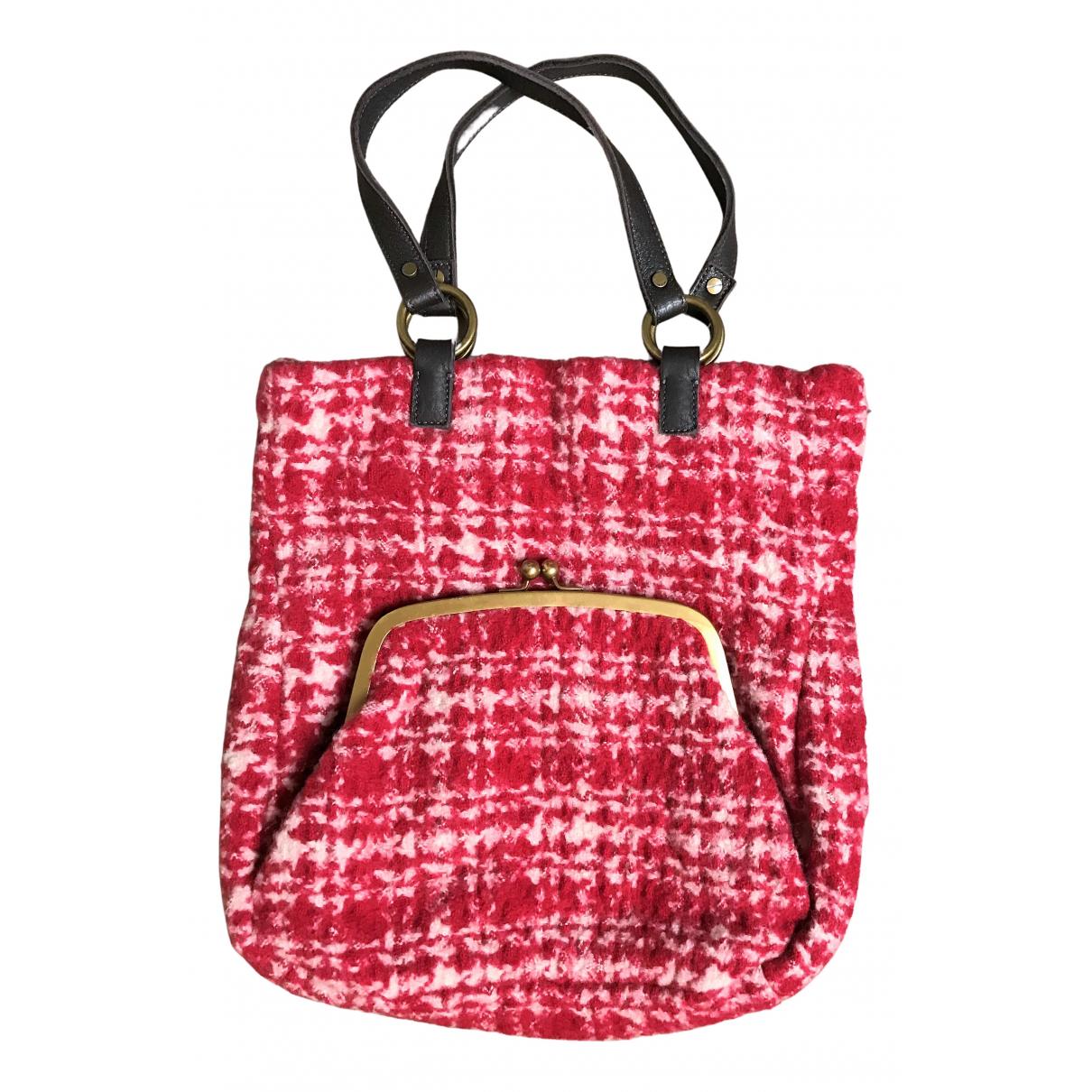 Marni N Red Wool handbag for Women N