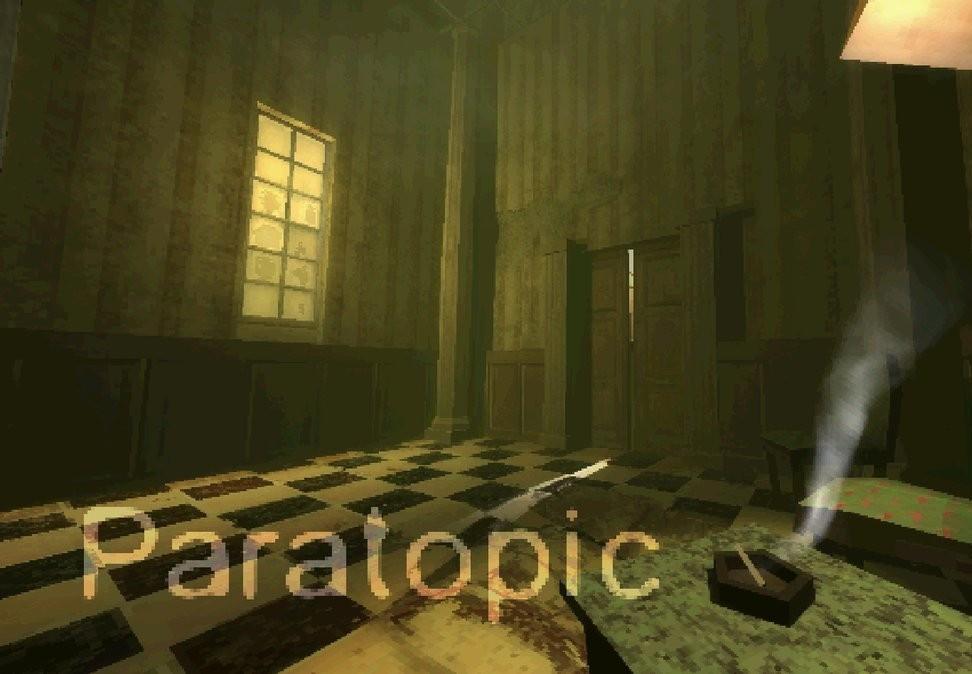 Paratopic Steam CD Key
