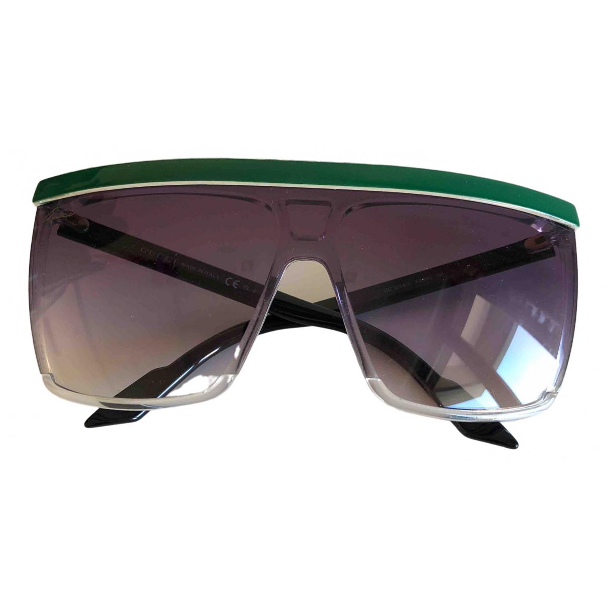 Gucci \N Multicolour Sunglasses for Men \N