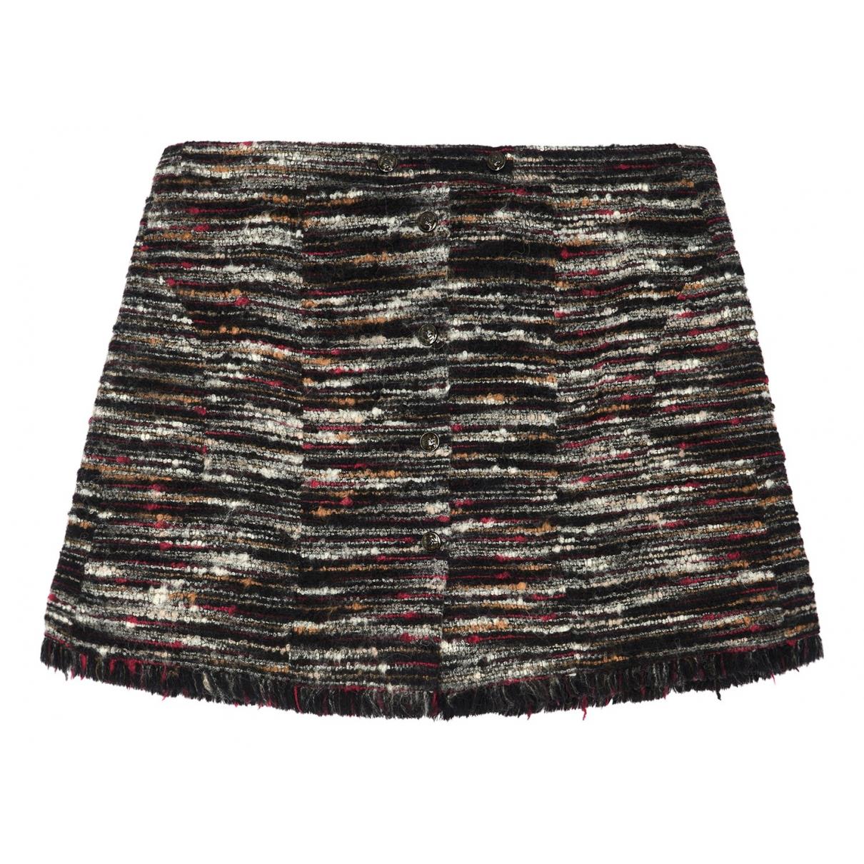 Chanel N Multicolour Cotton skirt for Women 18-20 UK