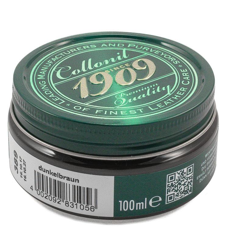 Collonil, 1909 Supreme Crème De Luxe 100 ml, dark brown Größe