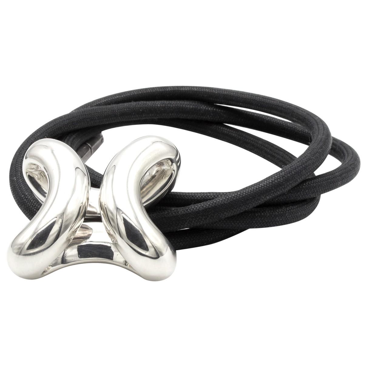 Hermès Lima Silver Silver pendant for Women \N