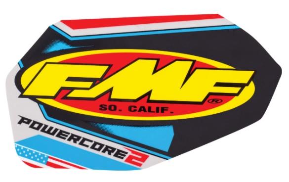 FMF 2-Stroke Powercore 2 Decal