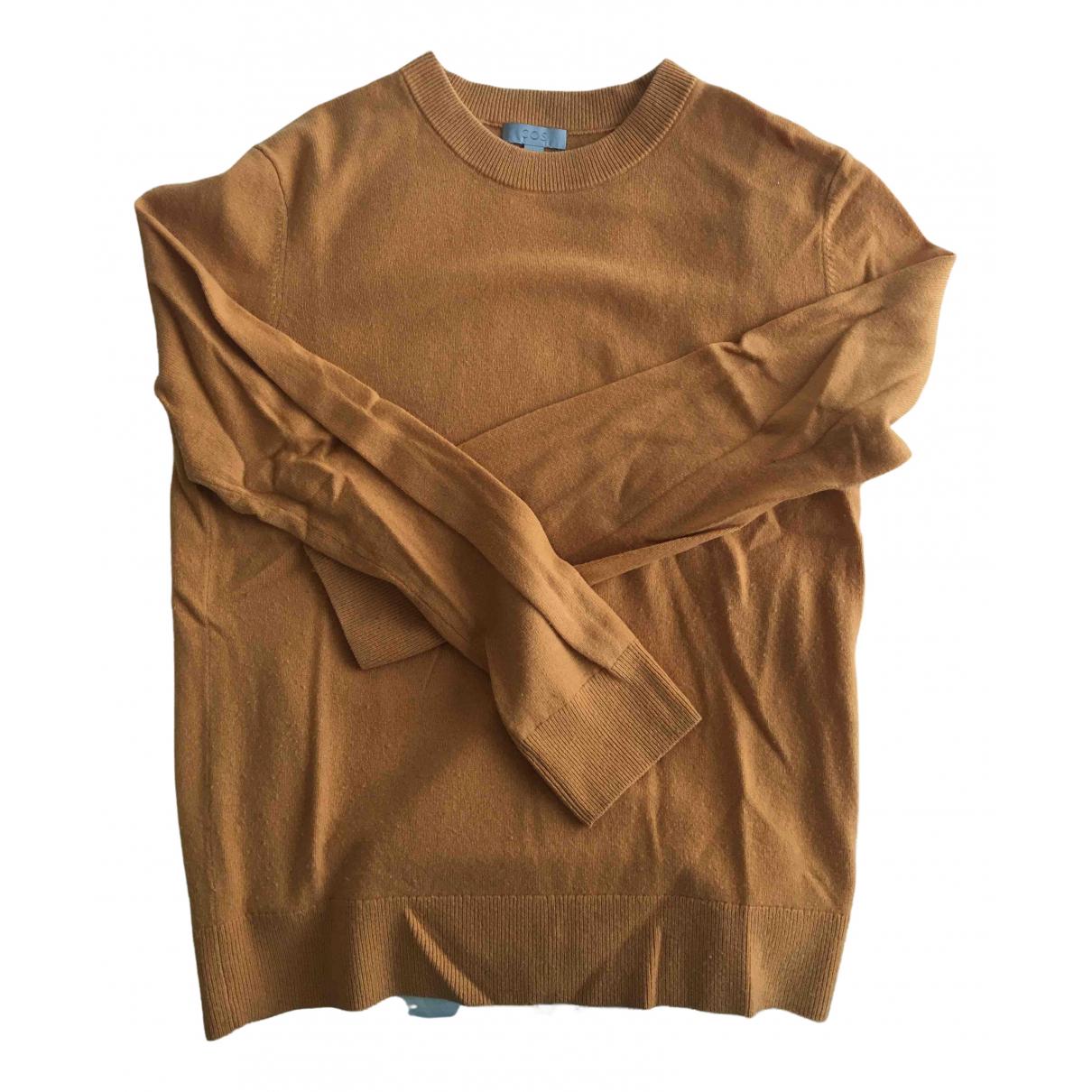 Cos \N Pullover.Westen.Sweatshirts  in  Orange Wolle