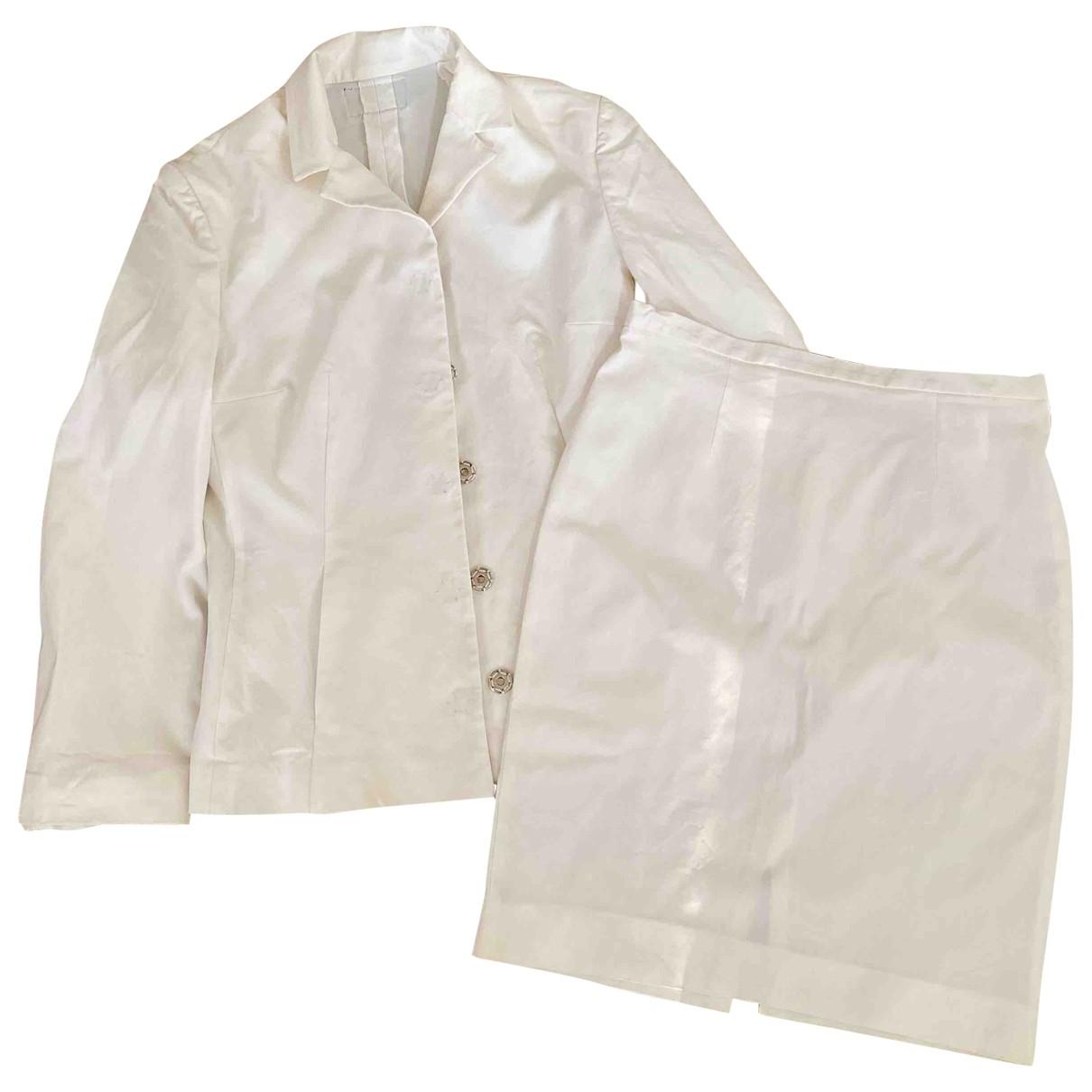 D&g - Robe   pour femme - blanc