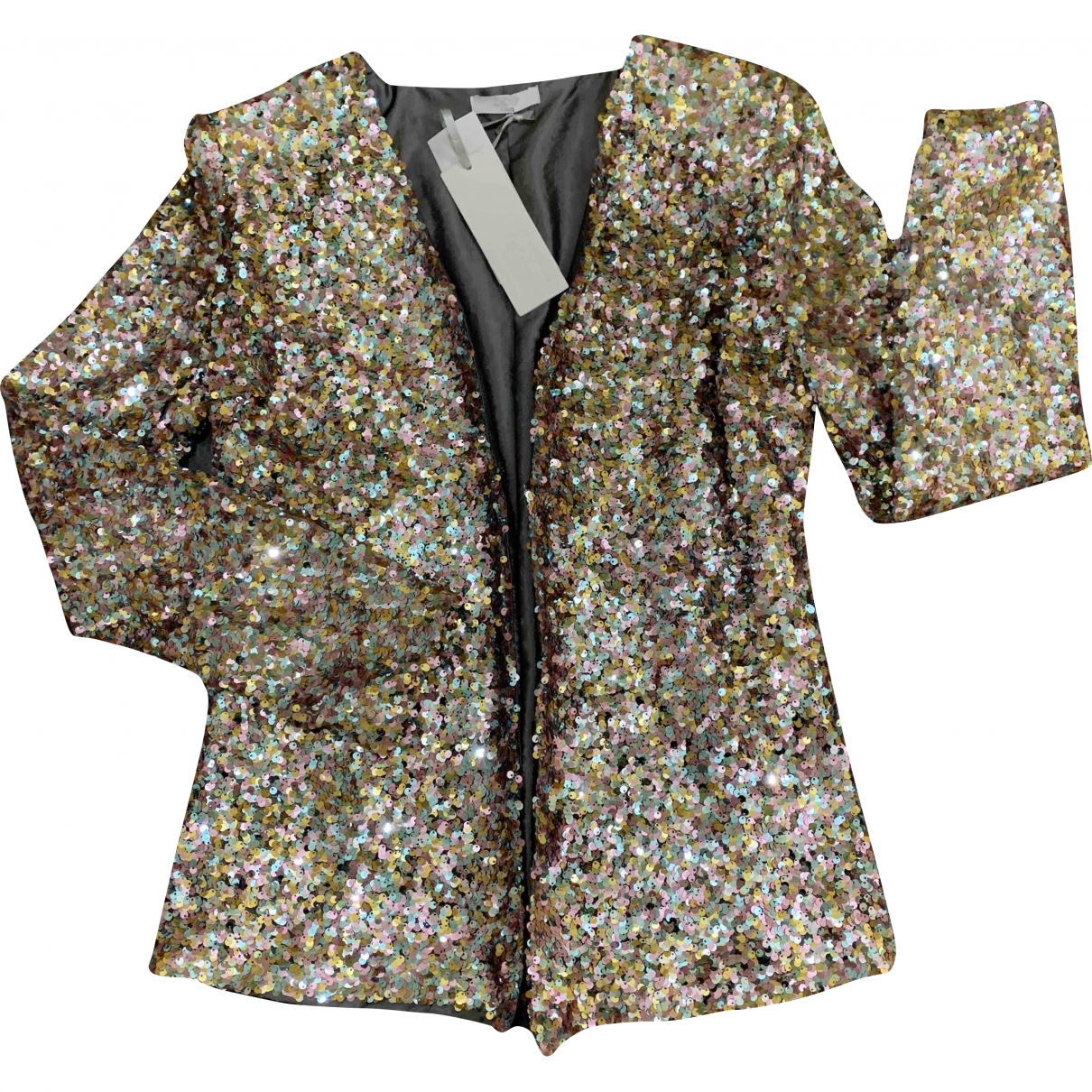 Non Signé / Unsigned \N Multicolour jacket for Women 42 IT