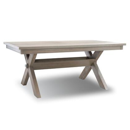 D1270D19DT Pierce Collection Dining Table in