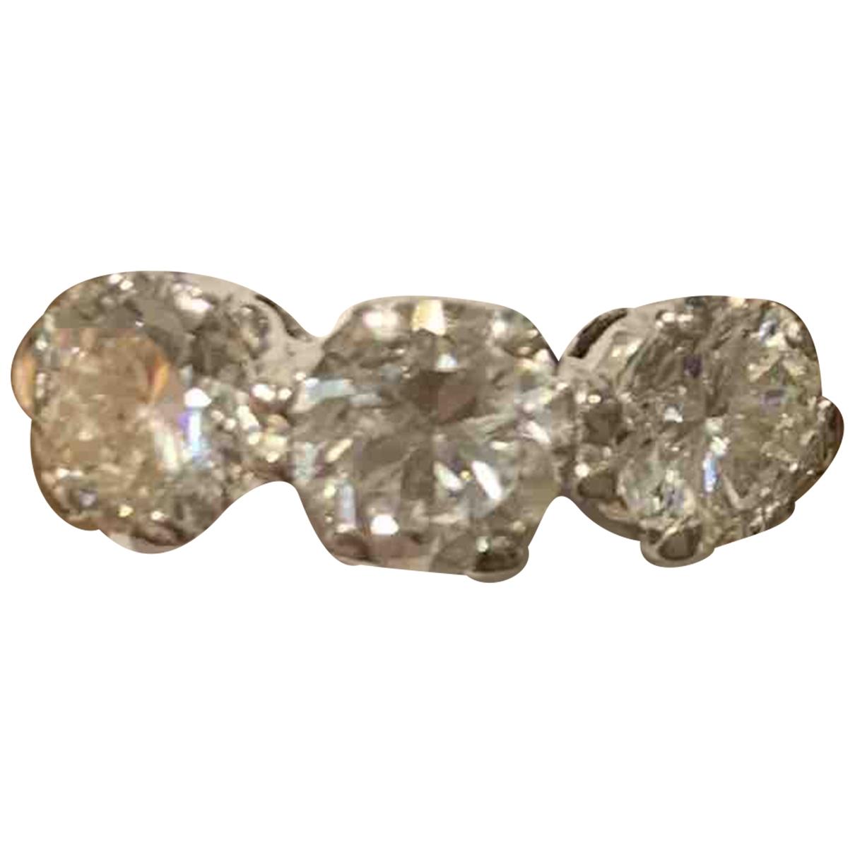 Anillo de Platino Diamonds & You