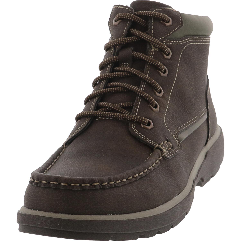 Dr. Scholl's Men's Mateo Brown High-Top Boot - 8.5M