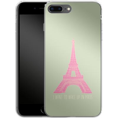 Apple iPhone 7 Plus Silikon Handyhuelle - Oui Oui von Bianca Green