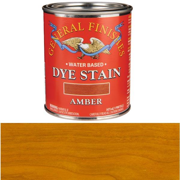 Amber Dye Water Based Pint