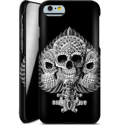 Apple iPhone 6 Smartphone Huelle - Skull Spade von BIOWORKZ