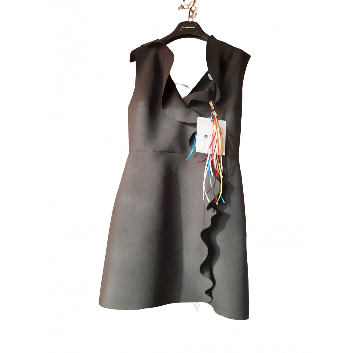 Msgm \N Black dress for Women 42 IT