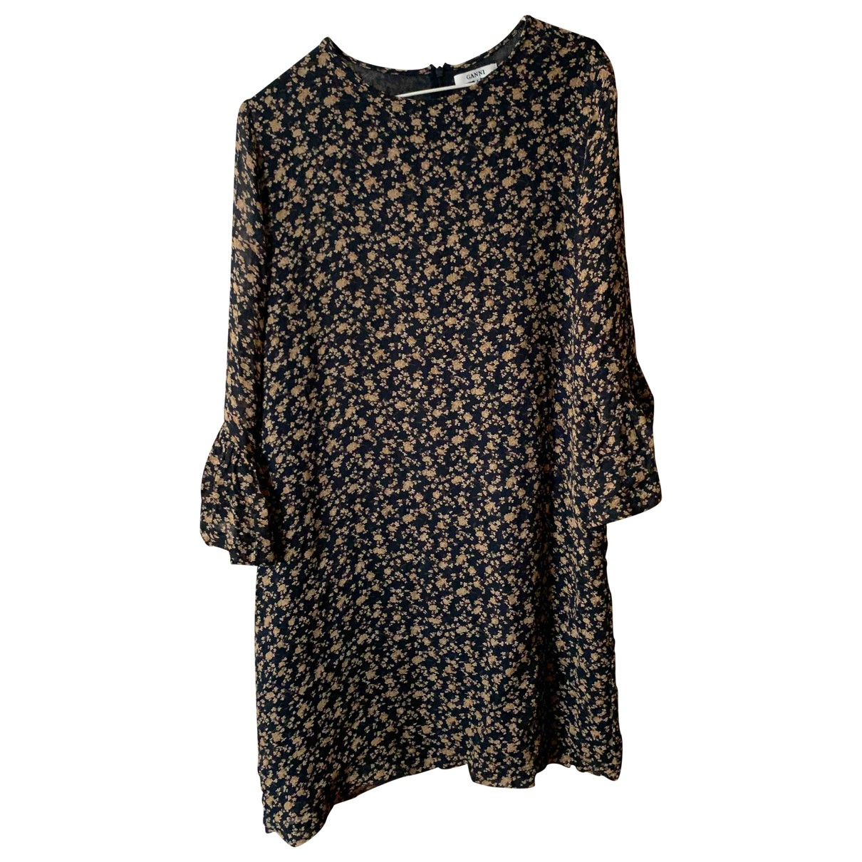 Ganni \N Kleid in Polyester