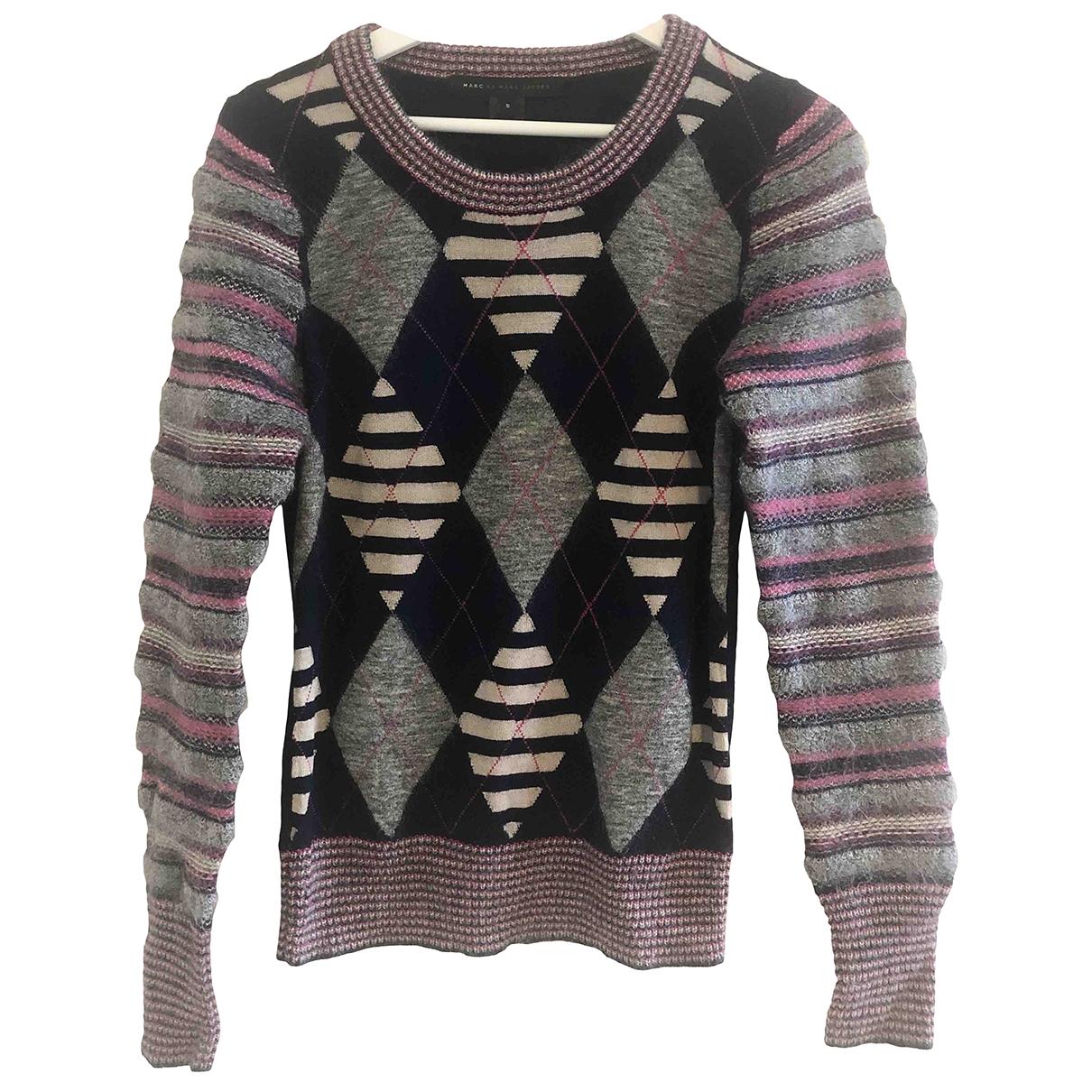 Marc By Marc Jacobs \N Blue Wool Knitwear for Women 36 FR
