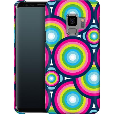 Samsung Galaxy S9 Smartphone Huelle - Psyched von Khristian Howell