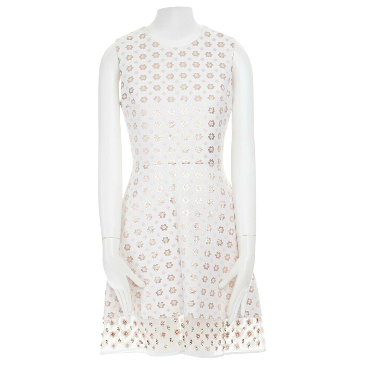 Markus Lupfer - Robe   pour femme en coton - blanc
