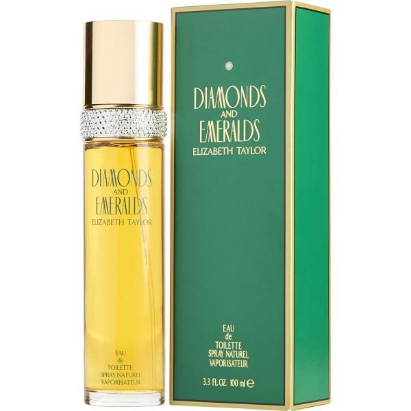 Diamonds & Emeralds - Elizabeth Taylor Eau de toilette en espray 100 ML