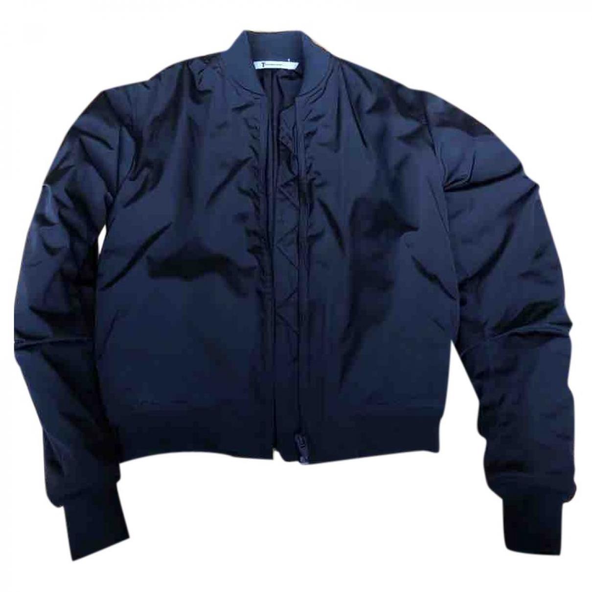 T By Alexander Wang \N Black jacket for Women 34 FR