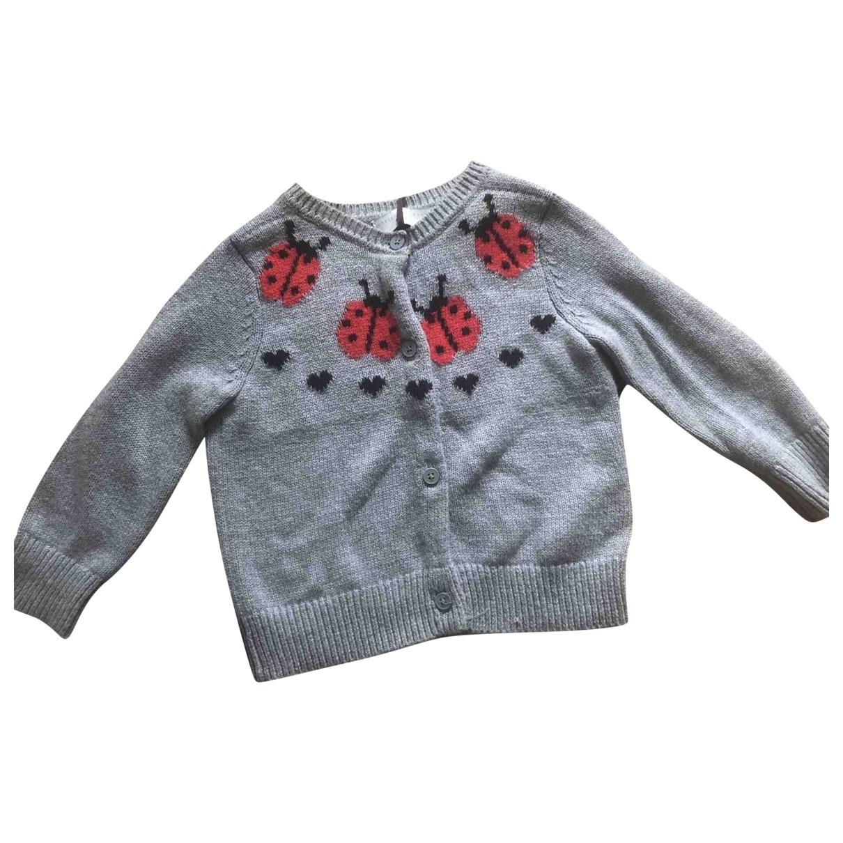 Stella Mccartney Kids \N Grey Wool Knitwear for Kids 18 months - up to 81cm FR