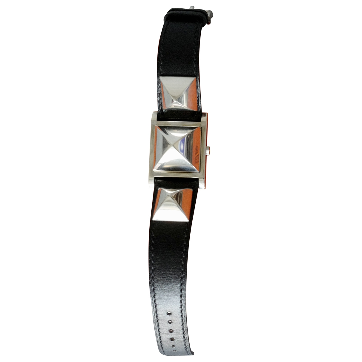 Reloj Medor de Plata Hermes