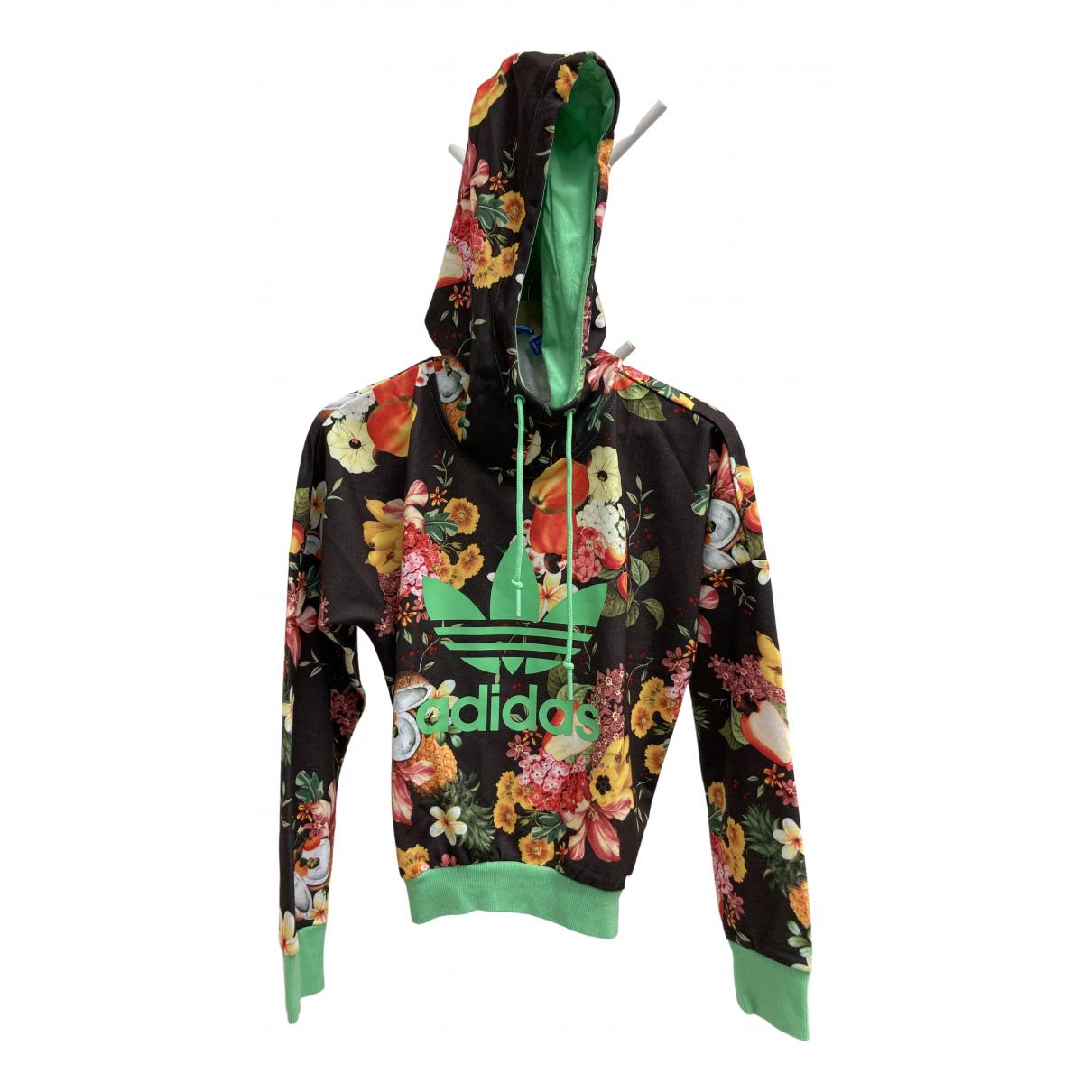 Adidas \N Multicolour Cotton Knitwear for Women 34 FR