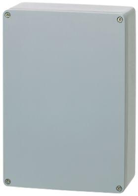 Fibox Euronord, Grey Aluminium Enclosure, IP66, IP67, IP68, 330 x 230 x 180mm