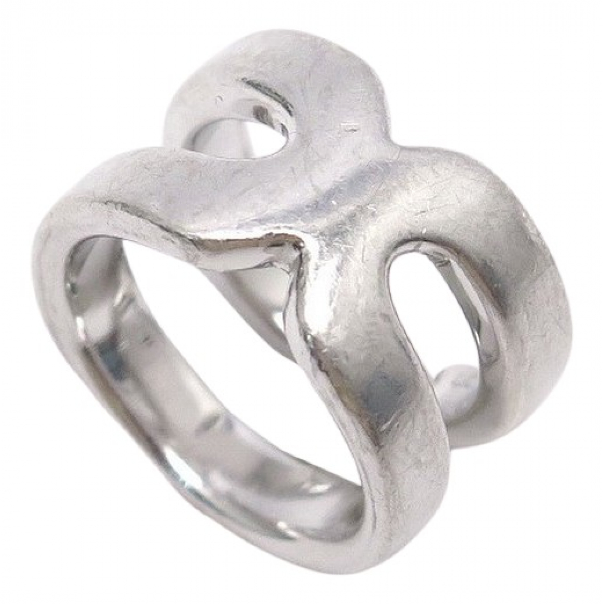 Dinh Van Maillon Ring in  Silber Silber