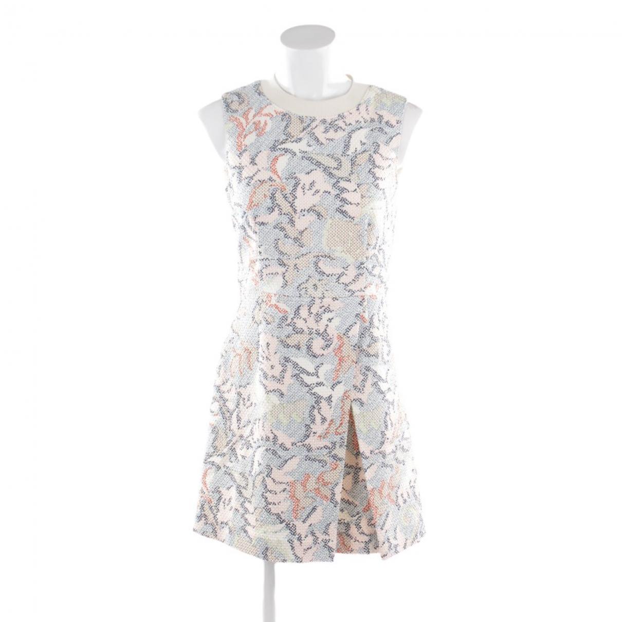 Tory Burch \N Kleid in  Bunt Polyester