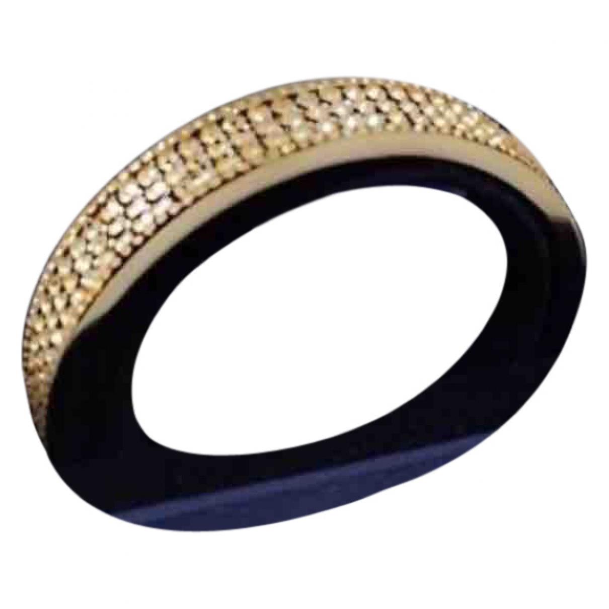 Swarovski \N Armband in  Gold Metall