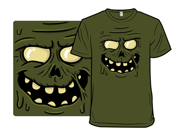 The Zombie T Shirt