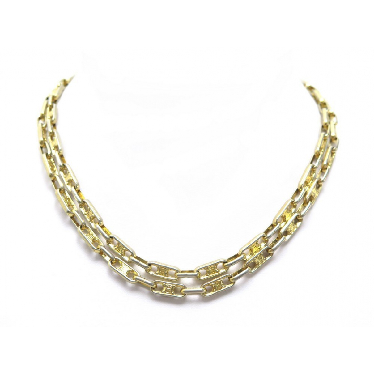Celine \N Gold Metal necklace for Women \N